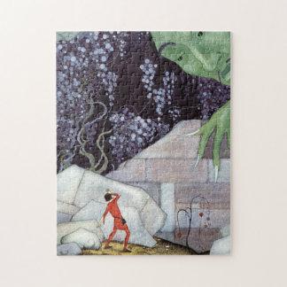 Quebra-cabeça Henry e o gigante por Virgínia Frances Sterrett
