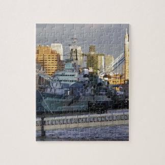 Quebra-cabeça HMS Belfast