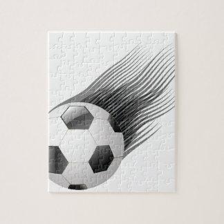 Quebra-cabeça ícone da bola