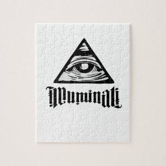 Quebra-cabeça Illuminati
