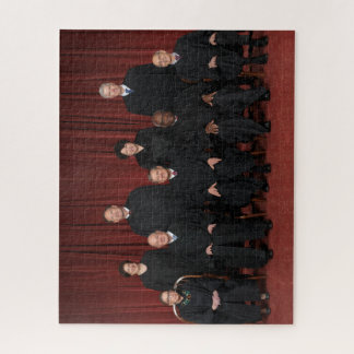 Quebra-cabeça Juizes do Tribunal Supremos dos Estados Unidos