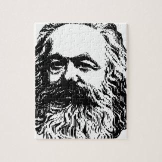 Quebra-cabeça Karl Marx - comunismo