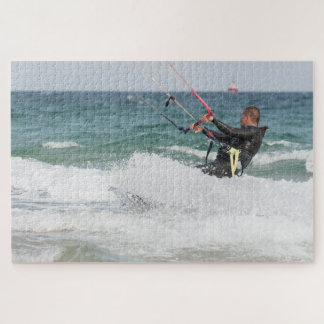 Quebra-cabeça Kitesurfing