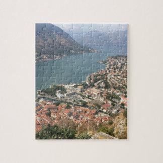 Quebra-cabeça Kotor, Montenegro