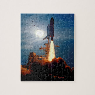Quebra-cabeça Lançamento STS-64 da descoberta do vaivém espacial