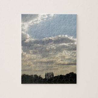 Quebra-cabeça Lotes das nuvens