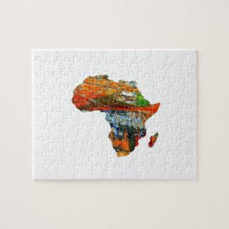 Quebra-cabeça Mãe África