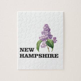 Quebra-cabeça mais New Hampshire
