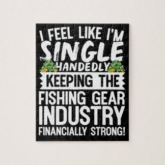 Quebra-cabeça Mantendo a indústria de pesca financeira forte