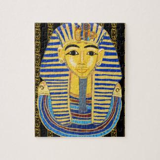 Quebra-cabeça Máscara do ouro de Tutankhamun