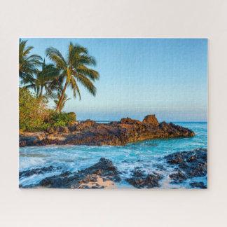 Quebra-cabeça Maui não tão secreto, praia secreta