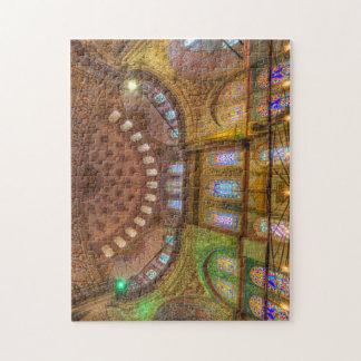 Quebra-cabeça Mesquita azul Istambul