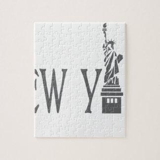 Quebra-cabeça New York