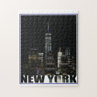 Quebra-cabeça New York New York
