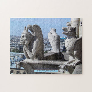 Quebra-cabeça Notre Dame, Paris, France