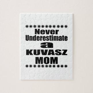 Quebra-cabeça Nunca subestime a mamã de KUVASZ