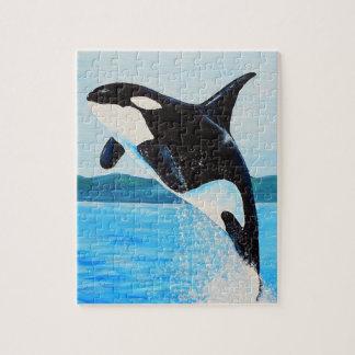 Quebra-cabeça Orca