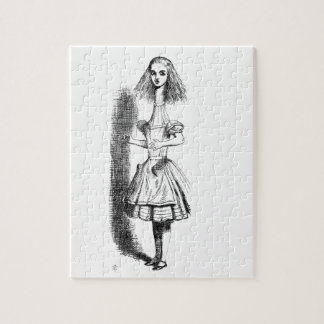 Quebra-cabeça Pescoço longo Alice