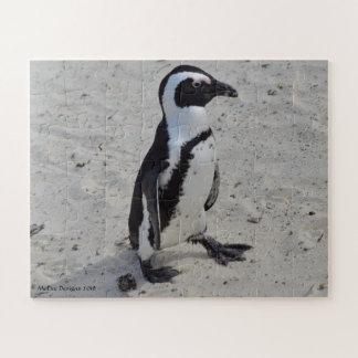 Quebra-cabeça Plodding o pinguim