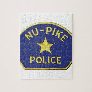 Quebra-cabeça Polícia de NU-Pike