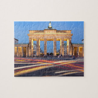 Quebra-cabeça Porta de Brandemburgo em Berlim