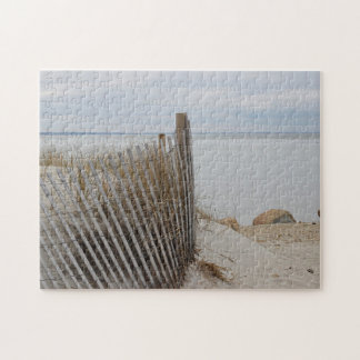 Quebra-cabeça Praia da baía de Cape Cod