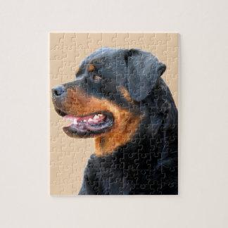 Quebra-cabeça Rottweiler