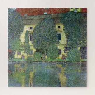 Quebra-cabeça Schloss Kammer no Attersee III por Gustavo Klimt