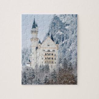 Quebra-cabeça Schloss Neuschwanstein