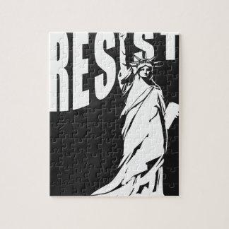 Quebra-cabeça senhora-liberdade-resista
