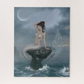 Quebra-cabeça Sereia da maré da lua