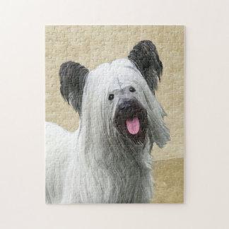 Quebra-cabeça Skye Terrier