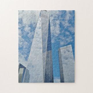 Quebra-cabeça Skyscrapers. de New York