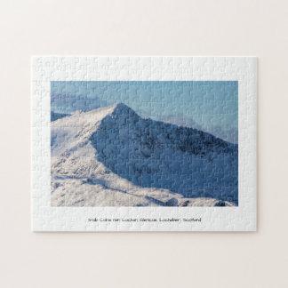 Quebra-cabeça Stob Coire nan Lochan, Glencoe, Lochaber, Scotland