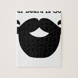 Quebra-cabeça sua barba é boa