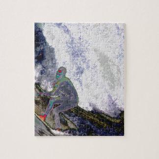 Quebra-cabeça Surfer4