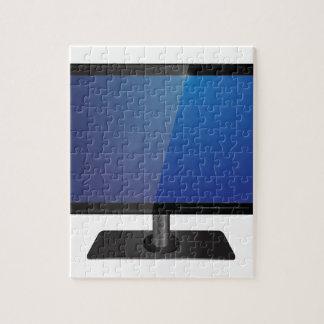 Quebra-cabeça tela moderna
