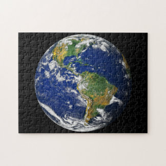 Quebra-cabeça Terra do planeta
