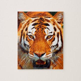 Quebra-cabeça Tigre