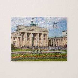 Quebra-cabeça Tor de Berlim Brandenburger