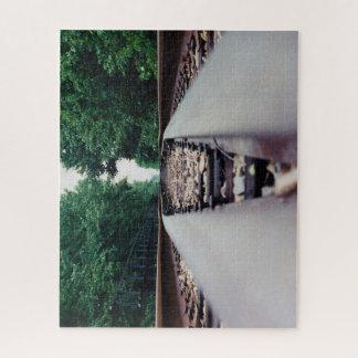 Quebra-cabeça Trilhas do trem