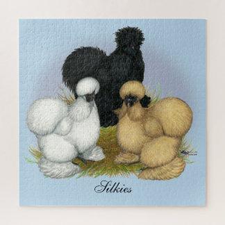 Quebra-cabeça Trio de Silkie
