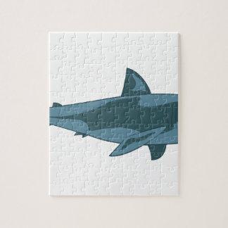 Quebra-cabeça Tubarão