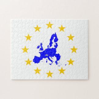 Quebra-cabeça União européia