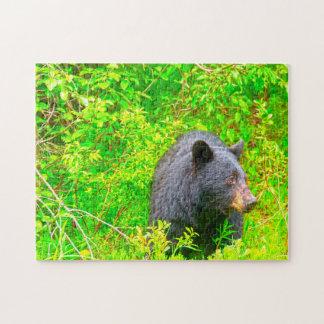 Quebra-cabeça Ursos de Brown do canadense