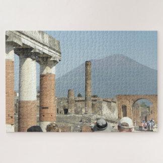 Quebra-cabeça Vesúvio-Pompeii