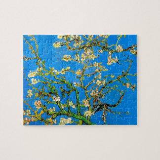Quebra-cabeça Vincent van Gogh - belas artes de florescência da