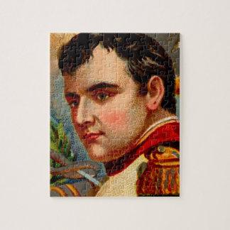 Quebra-cabeça Vintage de Napoleon