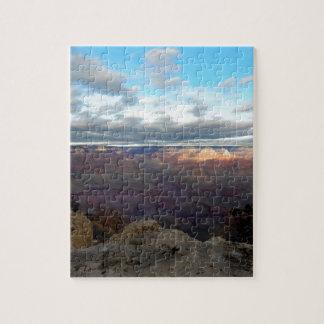 Quebra-cabeça Vista panorâmica do Grand Canyon