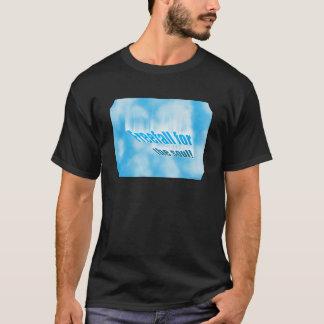 Queda livre para a alma camiseta
